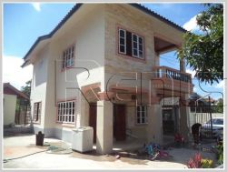 ID: 3255 - New modern house by pave road for sale