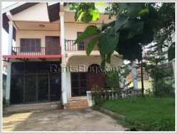 ID: 320 -Beautiful house for sale in Chanthabuly district
