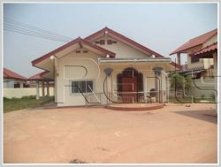 ID: 3107 - The pretty house in town for sale in Chanthabouly district