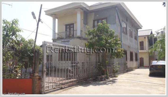 ID: 4309 - The house with Row house in Ban Thongsangnang for sale