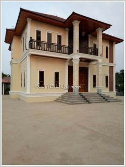 ID: 3553 - New house by good access and with fully furnished for sale