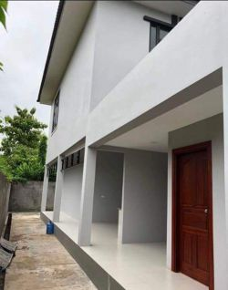 ID: 4182 - Modern house with nice garden and close to Lao Tobacco factory for sale