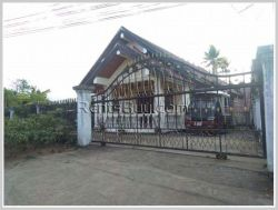 ID: 3929 - Affordable villa near Night Market for sale in city of Luangprabang Province