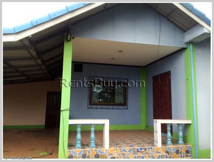 ID: 2863 - Nice village house for sale at Hongsoupub Village