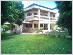 ID: 3315 - The Colonial house near Joma That luang for sale