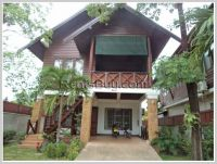 ID: 561 - Lao style house for sale at Spangmor Village