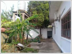ID: 4210 - Pretty house with large garden close to Huakua market for sale
