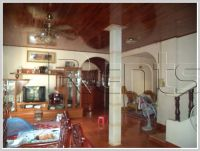 ID: 2354 - House in large garend for sale near Lao American college