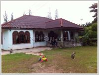 ID: 2829 - Modern house with large land at Amon Village for sale