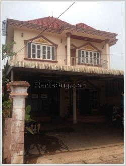 ID: 3982 - House for sale near Thatluang square