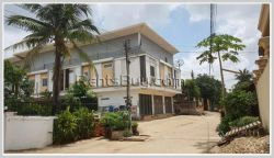 ID: 4092 - Adorable town house near Thatluang Square for sale in Ban Hongkae