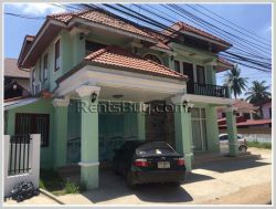 ID: 4038 - Nice house in town close to Thatluang square for sale