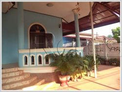 ID: 3428 - One storey villa house for sale, near National Convention Center.