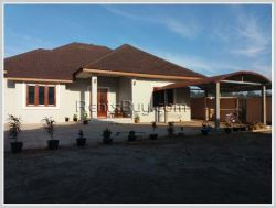 ID: 3512 - New villa house for rent & sale near KM18 Hole Golf Course