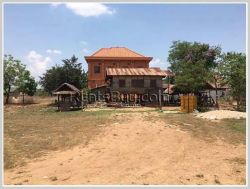 ID: 3680 - Village with large garden in Lao community near Dongmakkhai new city area