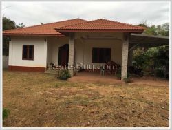 ID: 4264 - Affordable villa close to National University of Laos for sale