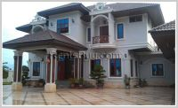 ID: 2815 - Luxury house near main road, not so far from NUOL for sale