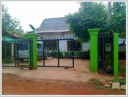 ID: 3320 - Cute villa for sale near National Unitversity of Laos