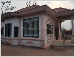 ID: 2429 - Low cost villa with fully furnished and large parking for sale