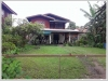 ID: 129 - Lao style house with large garden near Mekong river