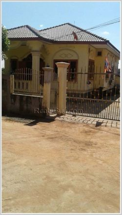ID: 3848 - Nice house close to National University of Laos for sale
