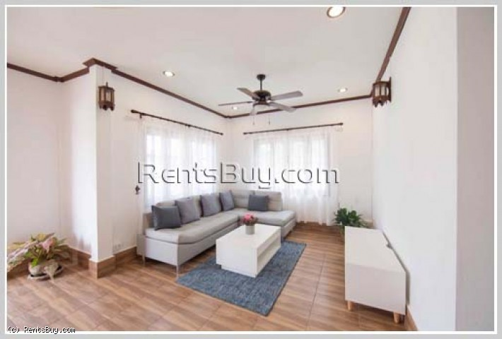 ID: 3763 - The new beautiful house with large garden for sale