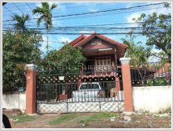 ID: 3441 - Lao style house for sale near VIS International School