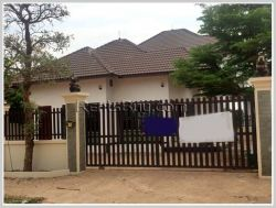 ID: 3573 - The new house is beautiful with fully furnished and next to concrete road for sale