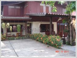 ID: 2905 - Classic house with large yard for sale in diplomatic area in Thadeau road