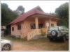 On construction house for sale at Dongsavard village