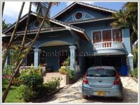 ID: 952 - House for sale with large garden at Somsanook Village