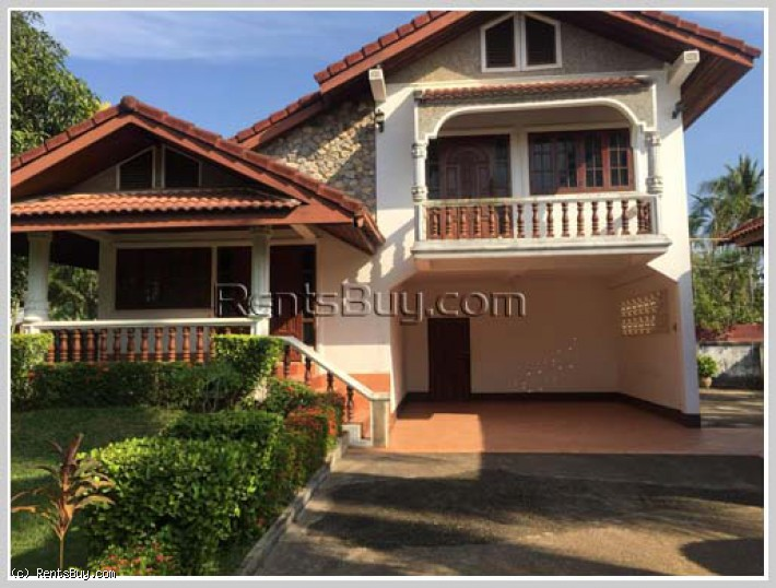 ID: 4271 - Adorable house with fully furnished for sale in Ban Thapanlanxay