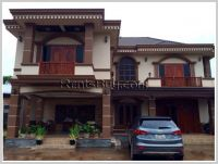 ID: 2876 - Nice house for sale at Dongsavart Village