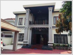 ID: 4336 - Contemporary house near Vientiane International School for sale