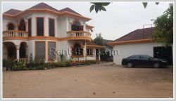 ID: 4326 - Big house near 103 Hospital for sale in Ban Phonpapao