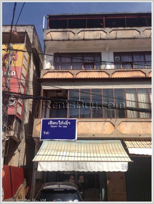 ID: 2314 - Graceful Shophouse in Center by main road near Culture Hall