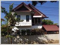 ID: 2038 - New lao style house with green view