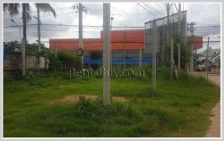 ID: 3729 - Vacant land near Phontong market and main road for rent