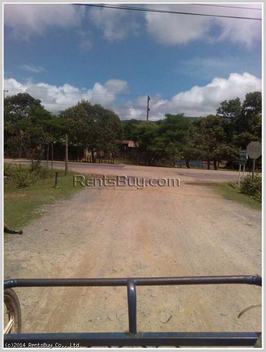 ID: 300 - Nice Large land for sale at Champasak province