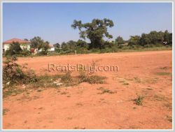 ID: 4232 - Vacant land near Houayhong market in Chanthaboury District for sale