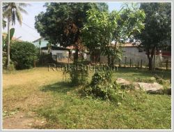 ID: 3956 - Vacant land near Thongkhankham Market for sale in Ban Thongtoum