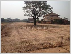ID: 3101 - Surfaced land for sale In Sisattanak district