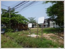 ID: 3581 - Vacant land near main road for sale