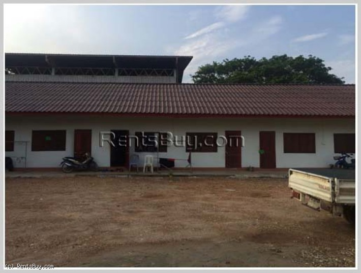 ID: 219 - Nice land for sale Near Beer Lao factory