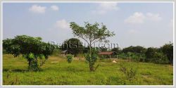 ID: 4373 - 35 Ha of Agriculture land for sale in Ban Phonkham, Pakngum District
