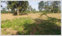 ID: 3705 - Argicultural land for sale near Numngum River in Pakngum District