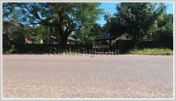 ID: 3450 - Nice land for sale in Phonhong, Vientiane province.