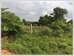 ID: 3322 - Land for sale in Attapue Province