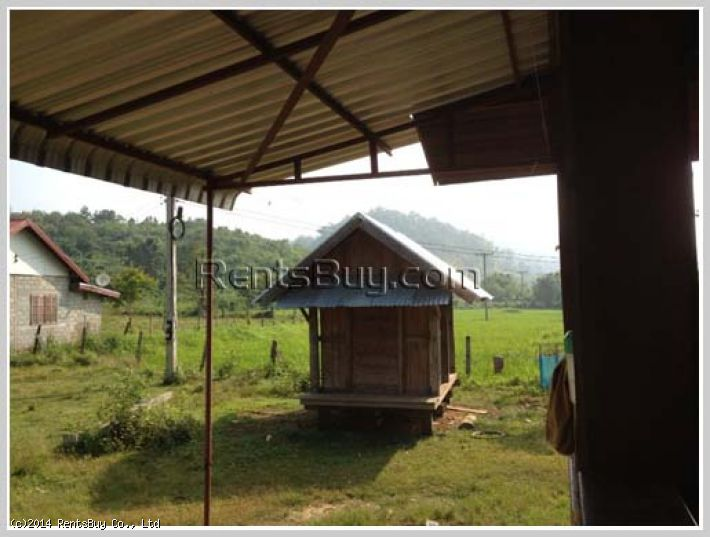ID: 2084 - Nice vacant land for sale at Huaylar Village, Sangthong Province