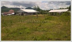 ID: 2718 - Construction land near main road for sale in Sangthong district